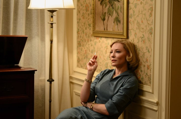 Image of Cate Blanchett as Carol Aird