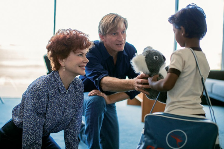 Nicole Kidman, David Wenham and Sunny Pawar star in LIONPhoto: Mark Rogers